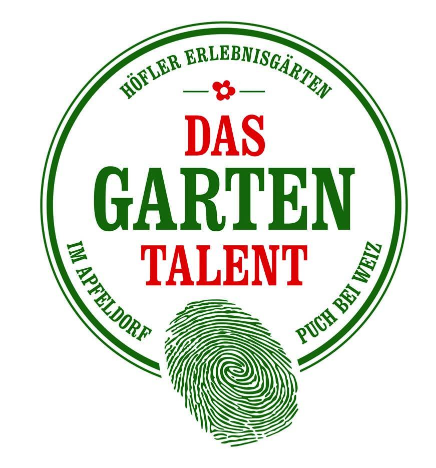 Gartentalent Logo LAST ohne Slogan 4c klein